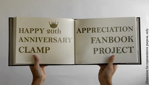 CLAMP Appreciation Fanbook Project