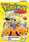 The Best of Pokemon Adventures: Yellow