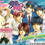Doki Doki Website Goes Live, Books Arrive with Promo