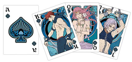KOSEN Yaoi Press Cards