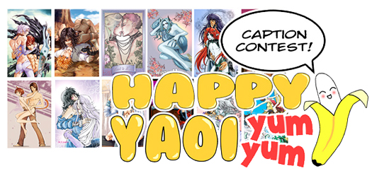 Yaoi Press Caption Contest