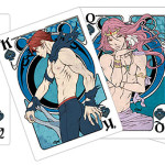 Flood Makes Mush of Yaoi Press Stock, KOSEN Cards for Auction