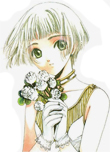Sue from CLAMP's Clover