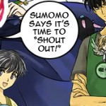 CLAMP Fanbook Project's Call to Shout Out