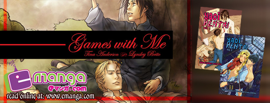 Games With Me and Yaoi Hentai on eManga