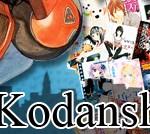 Kodansha Comics - Soon Coming To A Shelf Near You