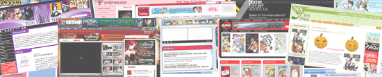 Manga Publishers Websites