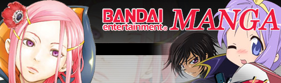 Bandai Entertainment Launches Manga Website