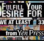 RightStuf Fulfills Your Yen Press Desires
