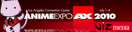 Anime Expo 2010 - Viz Media