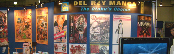 DelRey Manga