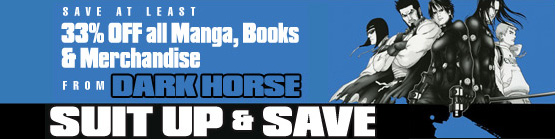 RightStuf Savings on Dark Horse Books