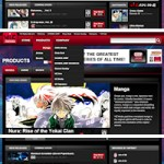 Viz Media Launches New Website and Leaves Much to Be Desired