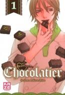 Heartbroken Chocolatier (Vol. 01)