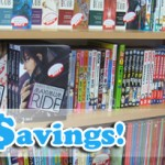 Super Savings: Manga Galore at BMV Books