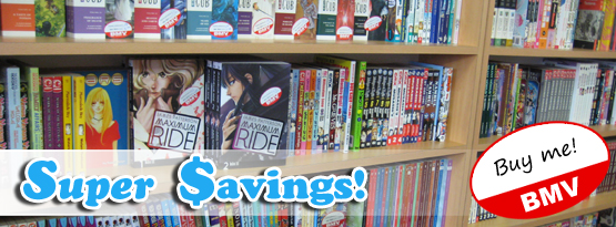 Super Savings: BMV Books