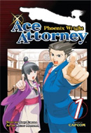 Phoenix Wright: Ace Attorney (Vol. 01)