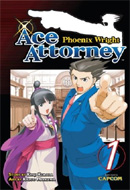 Ace Attorney Phoenix Wright (Vol. 01)