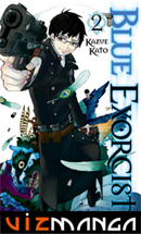 Blue Exorcist at VizManga