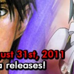 Otaku USA: On The Shelf – August 31, 2011
