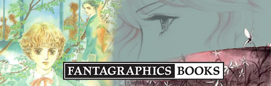 Fantagraphics Licenses Heart of Thomas