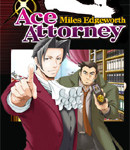 Miles Edgeworth: Ace Attorney (Not Kodansha Comics Artwork)
