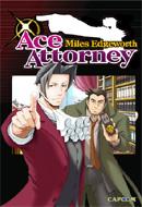 Miles Edgeworth: Ace Attorney (Not Kodansha Comics Artwork)