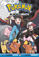 Pokemon: Black & White (Vol. 04)