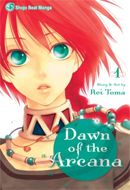 Dawn of the Arcana (Vol. 01)