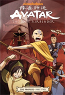 Avatar the Last Airbender The Promise (Vol. 02)