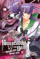 Highschool of the Dead (Vol. 05)