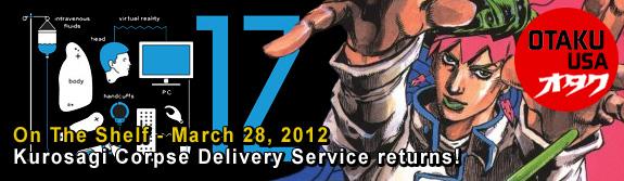 Otaku USA: On The Shelf - March 28, 2012