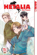 Hetalia (Vol.01)