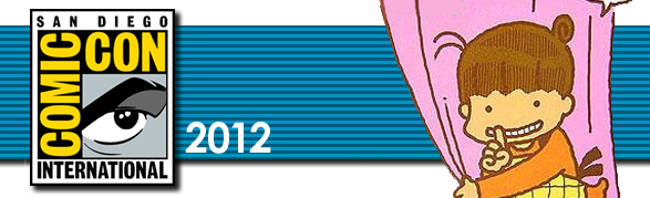 SDCC 2012: Manga News Round-Up