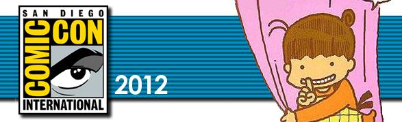SDCC 2012: Manga News Round-Up
