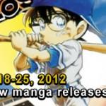 Otaku USA: On The Shelf – July 18-25, 2012