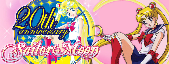 New Sailor Moon Anime to Premiere Worldwide in 2013