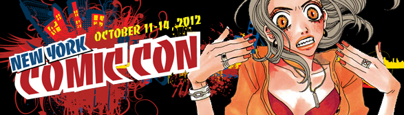 Manga Guests Announced for New York Comic Con 2012