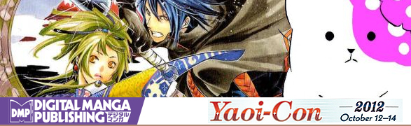 Digital Manga Announces New Manga Titles at YC 2012
