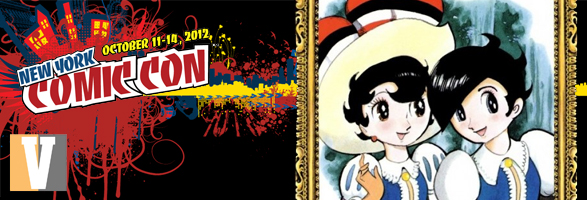 NYCC 2012: Vertical Nabs Tezuka's Twin Knights, Okazaki's Helter Skelter