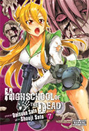 Highschool of the Dead (Vol. 07)