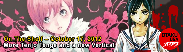 Otaku USA: On The Shelf - October 18, 2012