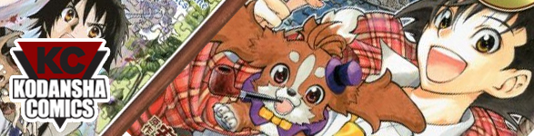 Kodansha Comics Licenses Sherlock Bones