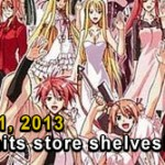 Otaku USA: On The Shelf – May 1, 2013