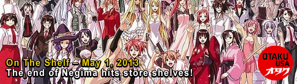 Otaku USA: On The Shelf - May 1, 2013
