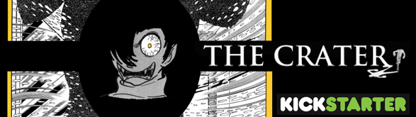 Kansai Club Publishing Launches Kickstarter for Tezuka's The Crater
