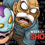 Viz Media Adds New Akira Toriyama Series to Weekly Shonen Jump