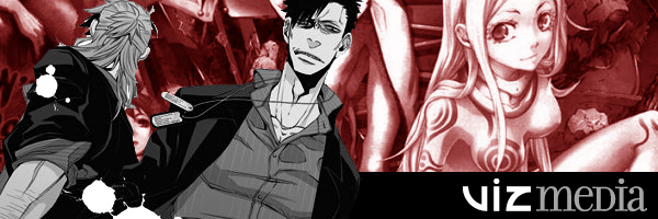 Viz Media Rescues Deadman Wonderland, Licenses GANGSTA