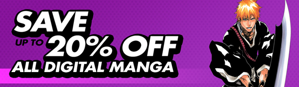 Super Savings: Viz Media Bids Farewell to Summer With Digital Deals