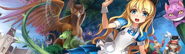 Seven Sea's Alice in Wonderland